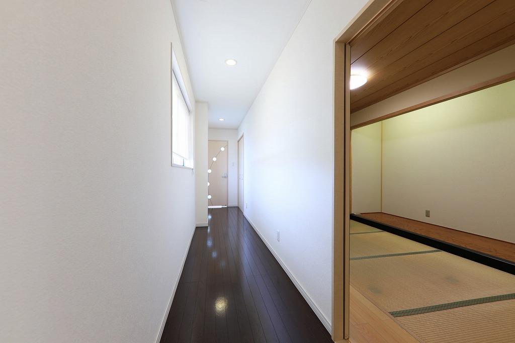 2階廊下部分