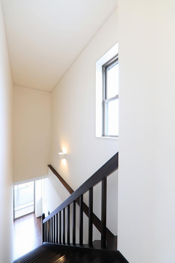 階段スペースです