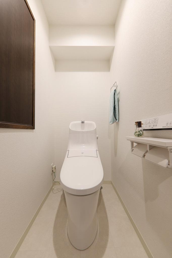 INAX製シャワートイレ新品交換