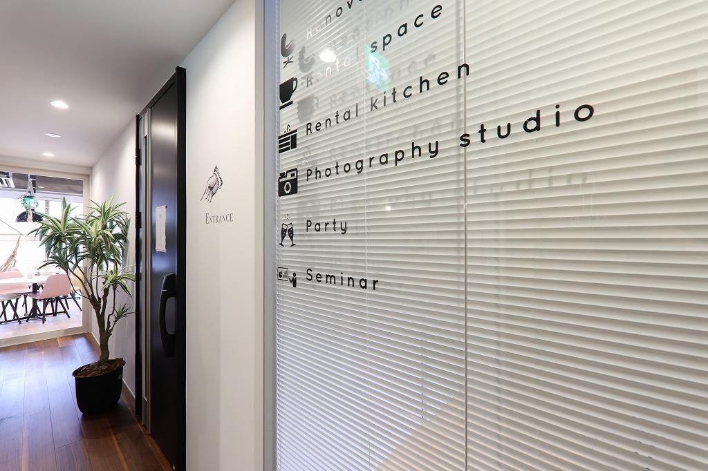 セミナーや撮影などレンタルスペースとしても利用可能