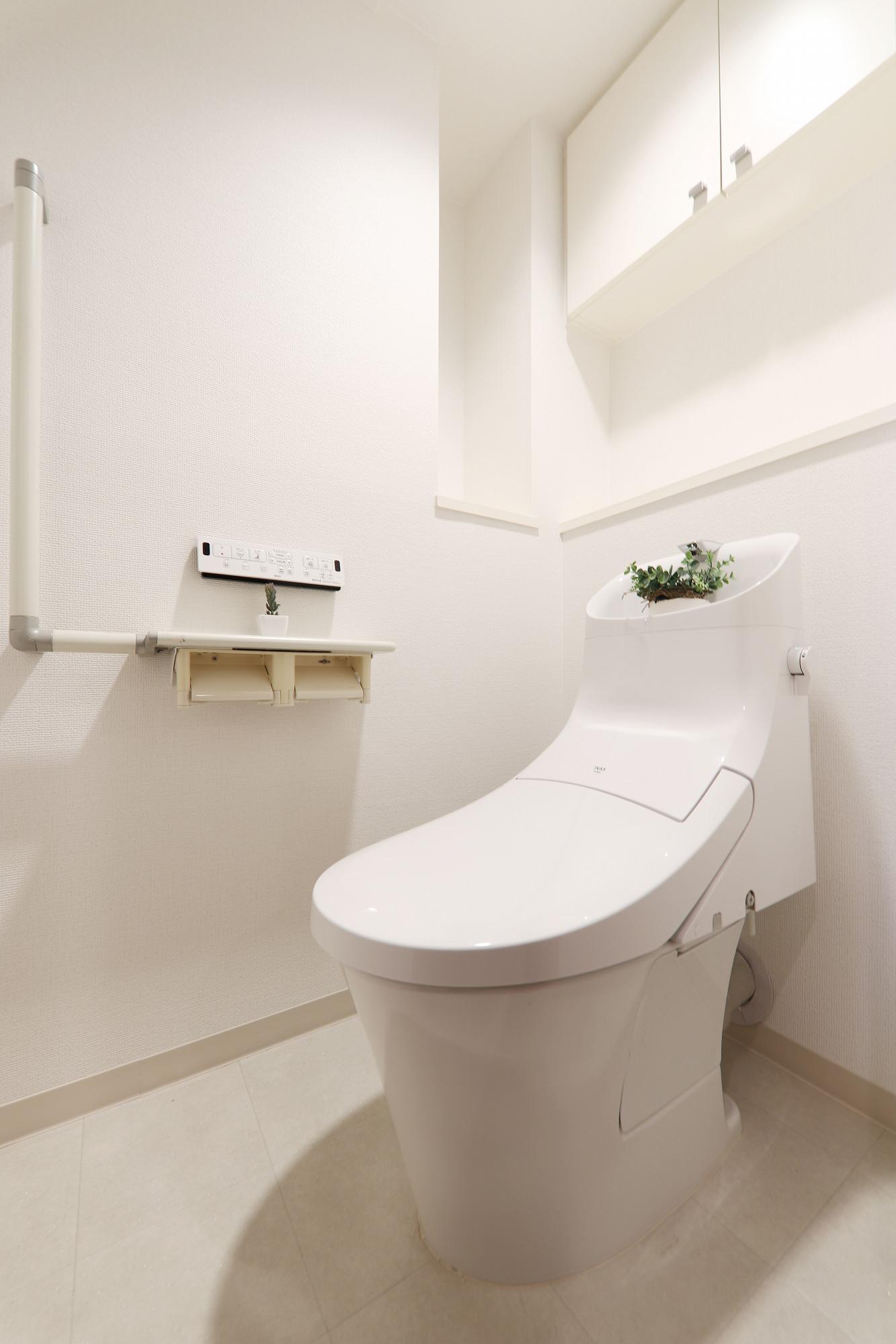 INAX製トイレ新品交換